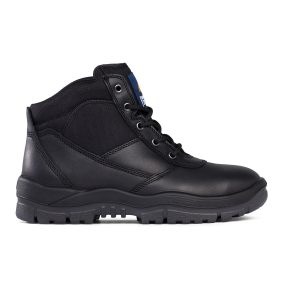 Mongrel Boots 260020 Black Lace Up Safety Boot