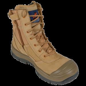 Mongrel Boots 451050 WHEAT HIGH LEG ZIPSIDER BOOT