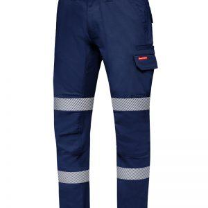 Hard Yakka Y02855 Reflective Stretch Cargo Pants