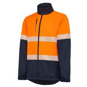 KingGee K05002 Hi Vis Softshell Jacket