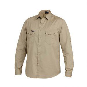 KingGee K14350 Tradie Shirt L/S