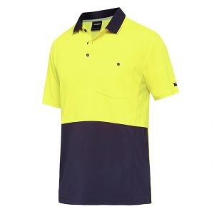 KingGee K54205 Workcool Hyperfreeze Spliced Polo S/S