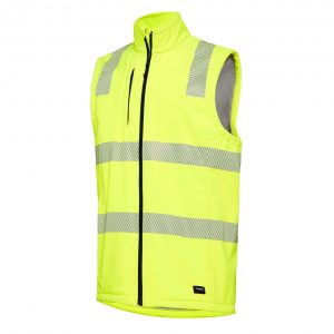 KingGee K55025 Reflective Soft Shell Vest