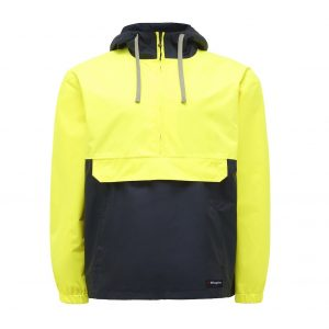 KingGee K55052 Hi Vis Hooded Pull Over Jacket