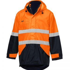 KingGee K55300 4 in 1 Waterproof Jacket