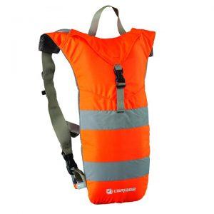 CARIBEE 6324 Nuke 3L Hi Vis hydration backpack Orange