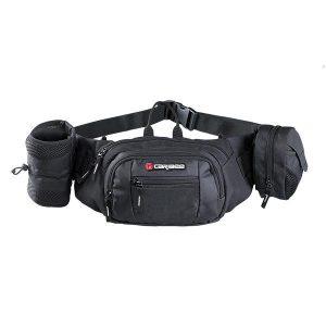 CARIBEE 1200 Road Runner Waist Bag