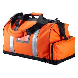 Caribee 5760 Wide Mouth Kit Bag Hi Vis Orange