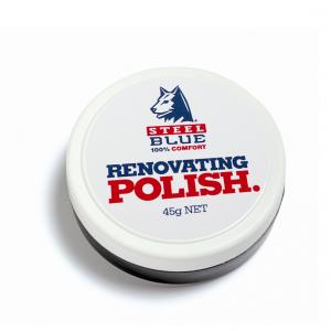 Steel Blue A-000073 Renovating Polish Brown