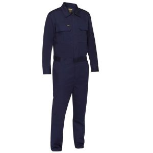 Bisley BC6065 Work Coverall with Waist Zip Opening