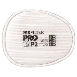PRO CHOICE PCPFP2 P2 PREFILTERS FOR PROCARTRIDGES FOR HMTPM
