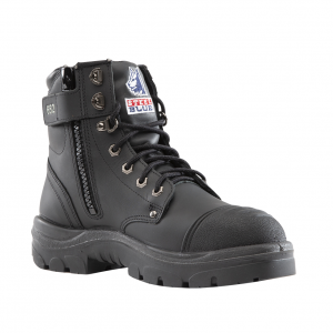 Steel Blue 312652 Argyle Zip Scuff Safety Boots