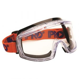 PRO CHOICE 3700 SERIES GOGGLES CLEAR LENS