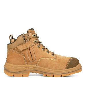 OLIVER 55-350Z 130MM STONE ZIP SIDED HIKER BOOT