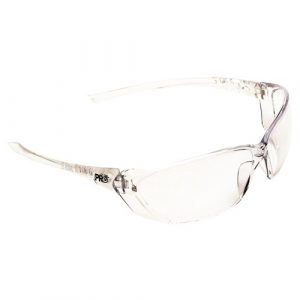 PRO CHOICE 6300 RICHTER SAFETY GLASSES CLEAR LENS