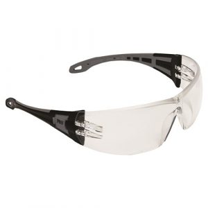 PRO CHOICE 6400 THE GENERAL SAFETY GLASSES CLEAR LENS