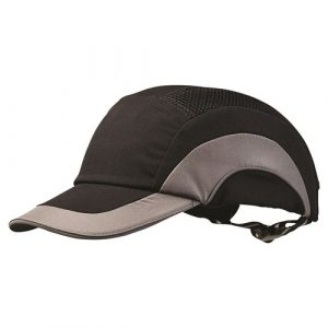 PRO CHOICE BCBG BUMP CAP BLACK / GREY