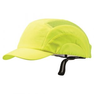 PRO CHOICE BCFYSP BUMP CAP - SHORT PEAK FLURO YELLOW