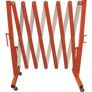 PRO CHOICE EBRW EXPANDABLE BARRIER - RED/WHITE