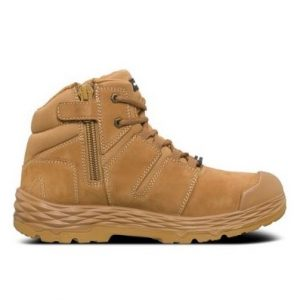 MACK SHIFT MK0SHIFTZ ZIP-UP SAFETY BOOTS
