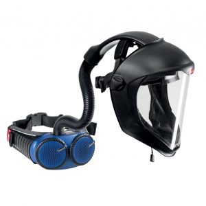 Maxisafe RPG540 Air Hood Face Shield with PAPR Unit