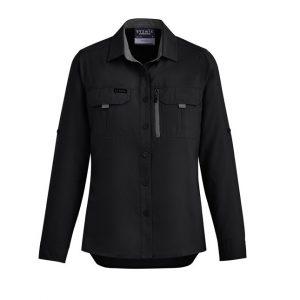 Syzmik ZW760 Womens Outdoor L/S Shirt