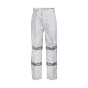 WORKCRAFT WP3223 MODERN FIT COTTON DRILL CARGO PANTS