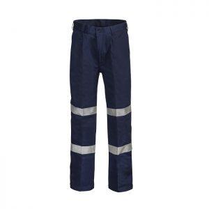 Workcraft WP4006 Classic Single Pleat Cotton Drill Trouser