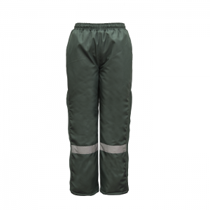 Workcraft WFP002 Freezer Pant with Reflective Tape