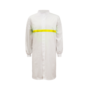 Workcraft WJ3198 Food Industry Long Length Dustcoat with Mandarin Collar- S/S