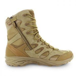 MAGNUM MWE100 WILD-FIRE TACTICAL ZIP SIDED NON SAFETY BOOT