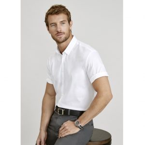 Biz Collection S016MS CAMDEN MENS SHORT SLEEVE SHIRT