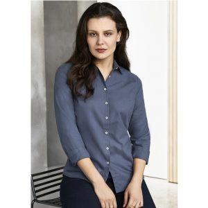 Biz Collection S127LL Ladies Memphis Shirt