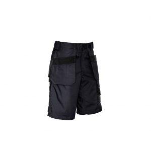 Syzmik ZS510 Mens Ultralite Multi-Pocket Short