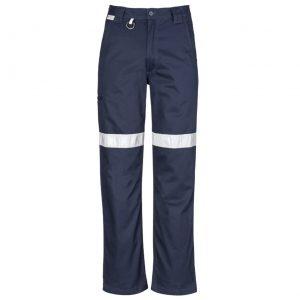 Syzmik ZW004S Mens Taped Utility Pant (Stout)