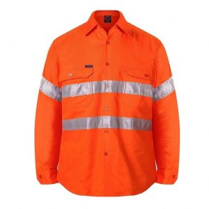 Ritemate RM1040R Open Front L/S 3M Tape