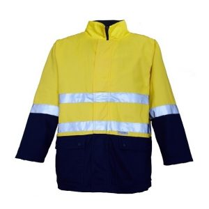 Ritemate RM73N1R 4 in 1 Two Tone Jacket With Tape