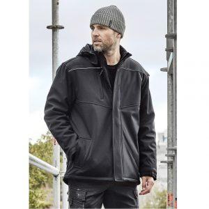Syzmik ZJ253 Unisex Antarctic Softshell Jacket