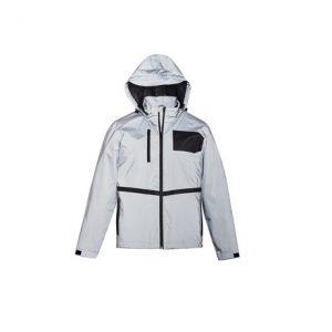 Syzmik ZJ380 Unisex Streetworx Reflective Waterproof Jacket
