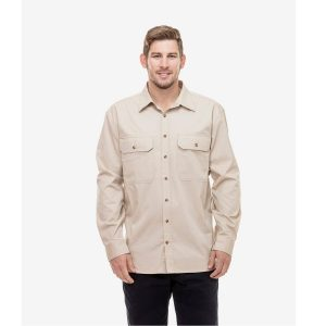Swanndri SS192134M Byron Full Placket L/S Shirt