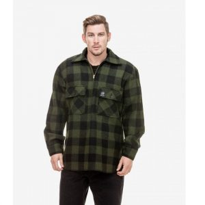 Swanndri SSD0107 Ranger Wool Over Shirt