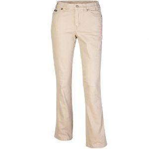 Pilbara RMPC015 Ladies Cotton Stretch Jean Mid Rise - Straight Leg - Classic Fit