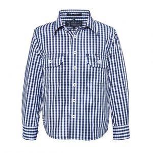 Pilbara RMPC001 Kids Long Sleeve Shirt