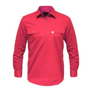 Ritemate RMPCAC02 Ladies CF Australian Cotton Shirt