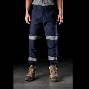 FXD WP-4T 3M™ REFLECTIVE STRETCH CUFFED WORK PANTS