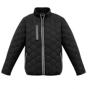 Syzmik ZJ420 Unisex Hexagonal Puffer Jacket