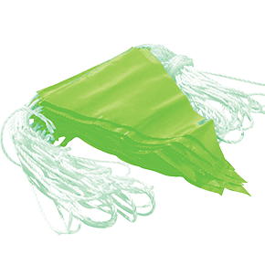 MAXISAFE BBF717 Green Bunting Flagline – 30M