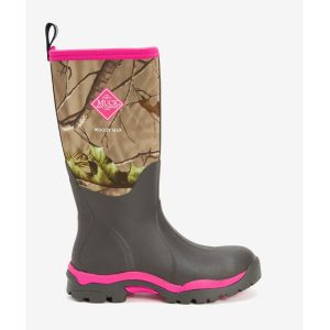 Muck Boot SWWPK-RAPG Women's Woody PK Versatile Hunting Boot