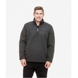 Swanndri SSD2462 Weka Pullover with Bonded Wool Lining