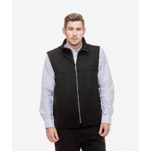 Swanndri SW13411M Saddleback Wool Vest